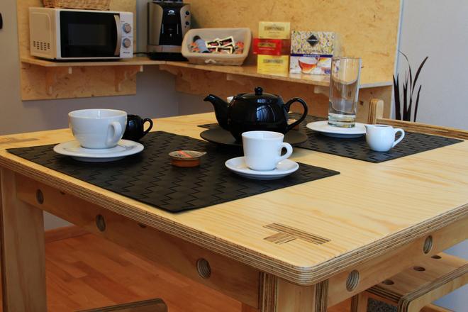 Factory Design B&B - Naples - Lounge