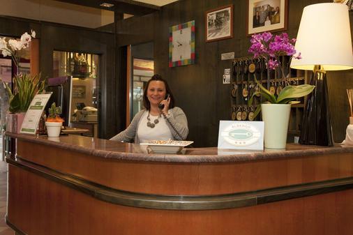 梅菲酒店 - 耶索羅 - Jesolo - 櫃檯