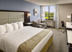Waterfront Hotel Downtown Burlington - Burlington - Slaapkamer