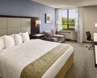 Waterfront Hotel Downtown Burlington - Берлінгтон - Спальня