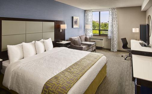 Waterfront Hotel Downtown Burlington - Burlington - Bedroom