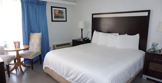 Hollywood Gateway Inn - Hollywood - Bedroom