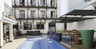 Hotel Neptuno - Calella - Edificio