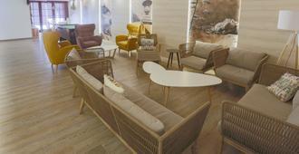 Neptuno Hotel & Spa - קאללה - טרקלין