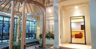 Mang Ben Dormitory - Μανίλα - Σαλόνι ξενοδοχείου