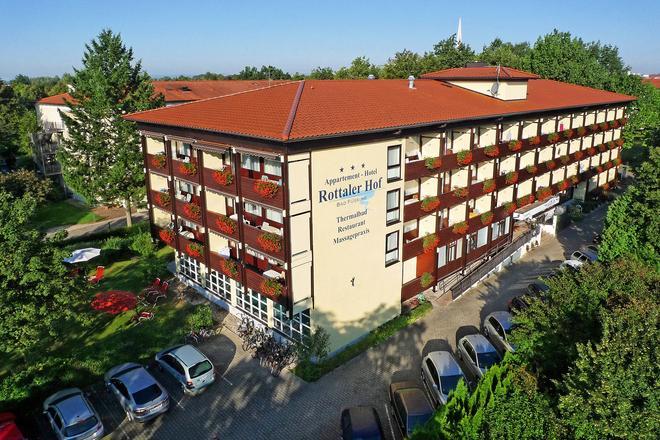 Thermen-Hotel Rottaler Hof - Bad Füssing - Edificio