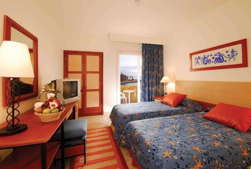 Marina Plaza Tala Bay - Aqaba - Bedroom