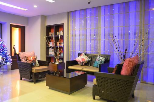 Santhome Inn - Chennai - Lounge