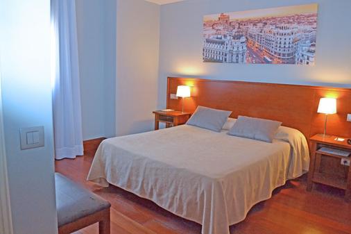 魯索公主飯店 - 馬德里 - 臥室