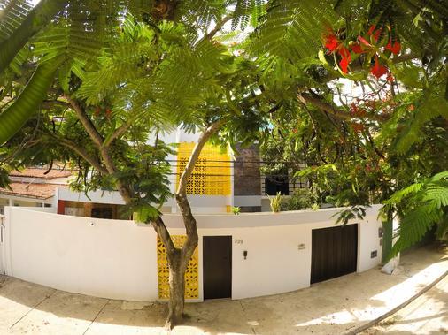 Marea Hostel Cabo Frio - Cabo Frio - Outdoors view