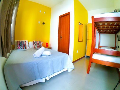 Marea Hostel Cabo Frio - Cabo Frio - Bedroom