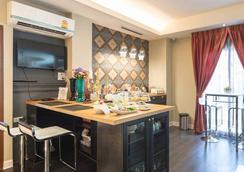 沙吞之星酒店 - 曼谷 - 休閒室