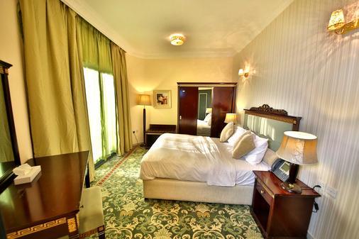 Midtown Furnished Apartments - Ajman - Κρεβατοκάμαρα