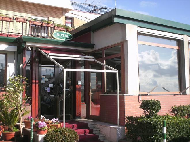 Mini Hotel - Pozzuoli - Hotel Entrance