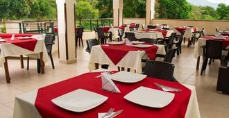 Hotel Monchuelo Spa - San Gil - Restaurante