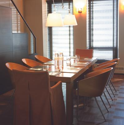 蒙特利爾日爾曼酒店 - 蒙特利爾 - 蒙特婁 - 餐廳