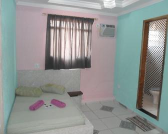 Chateaux Praia Hotel (Adult Only) - Sao Vicente (Brasile) - Camera da letto