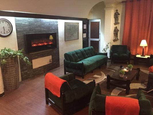 Hotel Sagarnaga - Ла-Пас - Лобби