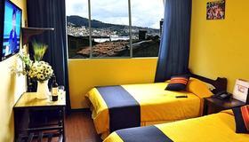 Hotel Sagarnaga - La Paz - Quarto