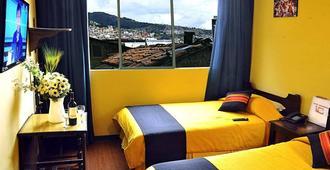 Hotel Sagarnaga - לה פאז - חדר שינה
