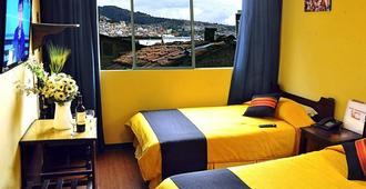 Sagarnaga 酒店 - 拉巴斯 - 拉巴斯 - 臥室