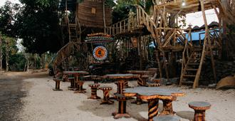 Nyuh Bengkok Tree House - Nusa Penida - Bar