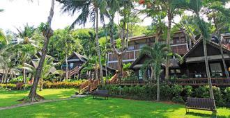Ao Prao Resort - Ko Samet - Edificio