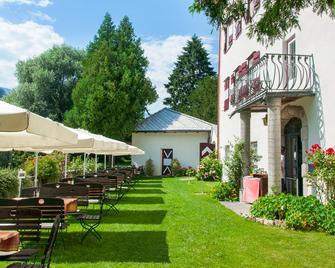 Schloss Mitterhart - Schwaz - Außenansicht