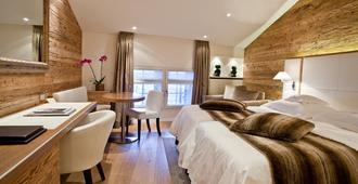 Les Armures - Geneva - Bedroom