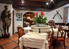 Hôtel Les Armures - Ginebra - Restaurante