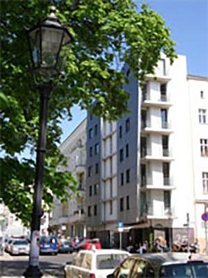 卡里托公寓式酒店 - 柏林 - 建築