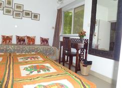 Mayas Nest - New Delhi - Slaapkamer