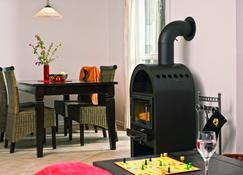 Schlosspark Bad Saarow - Bad Saarow - Living room