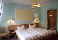 Hotel Zum Bürgergarten - Südharz - Bedroom