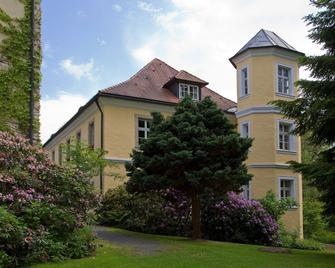 Schloßhotel Ernestgrün - Neualbenreuth - Gebäude