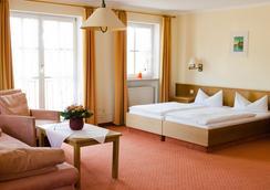 Schloßhotel Ernestgrün - Neualbenreuth - Bedroom