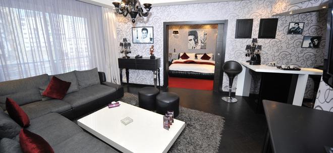 Art Palace Suites & Spa - Casablanca - Olohuone