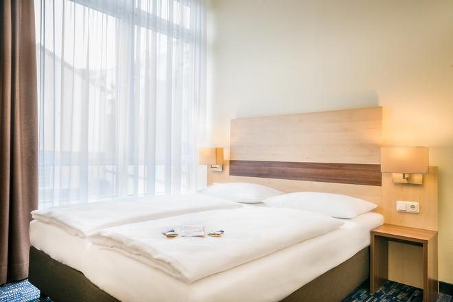 Novum Hotel Mariella Airport - Köln - Yatak Odası