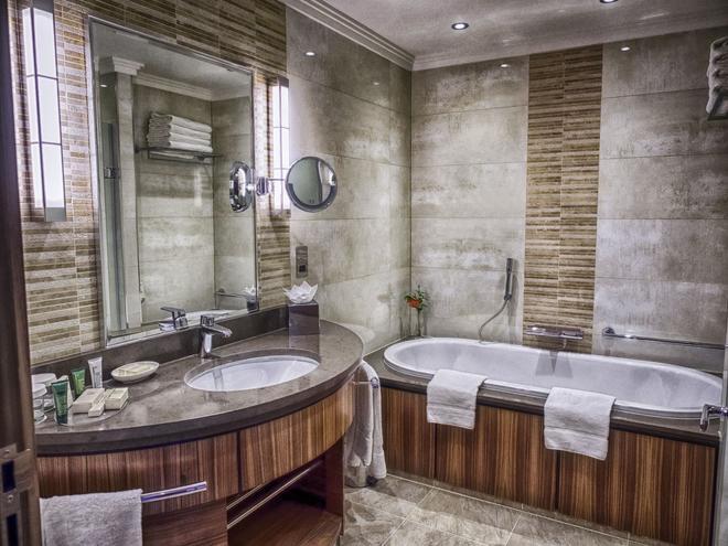 Hilton London Paddington - Лондон - Ванная