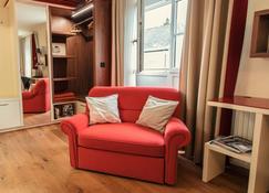 Hotel Rosenvilla - Salzburg - Living room