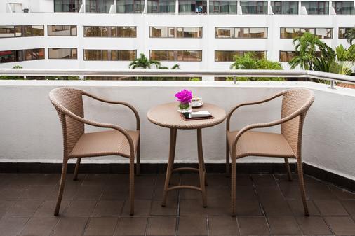曼谷阿瑪瑞廊曼機場酒店 - 曼谷 - 陽台
