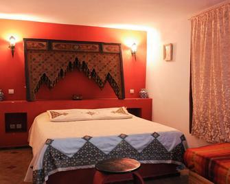 Funky Fes Hostel - Fez - Κρεβατοκάμαρα