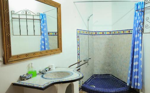 Funky Fes - Fez - Phòng tắm