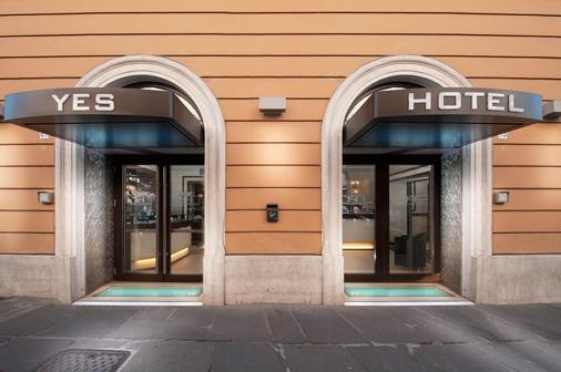 Yes Hotel - Rooma - Rakennus