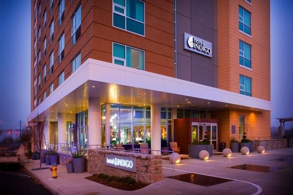 Hotel Indigo Asheville Downtown - Asheville - Building