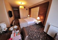Derpa Suite Hotel Osmanbey - Istanbul - Makuuhuone