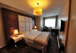 Derpa Suite Hotel Osmanbey - Istanbul - Phòng ngủ
