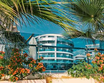 Sunprime C-Lounge Hotel - Adults Only - Alanya - Edifício