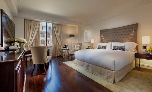 Rosewood Washington, D.C. - Washington - Bedroom