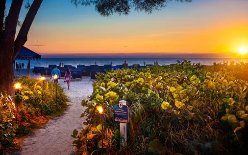 蓋伊哈威奧特普斯特 - 塔德溫德海灘度假村 - 聖彼得海灘 - 聖徒皮特海灘 - 海灘